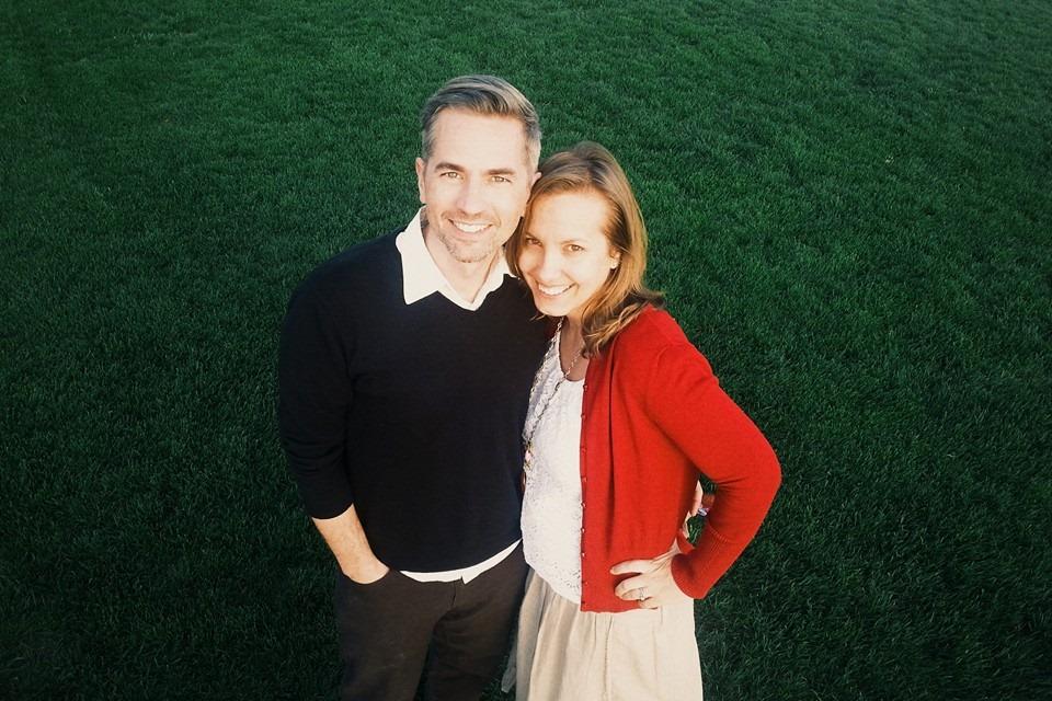 Ben & Jen Weatherston